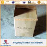 Polipropilene PPのポリプロピレンのファイバーのファイバーFibra Microfiber