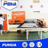 Máquina de perfuração inoxidável da folha da máquina de perfuração da torreta do CNC