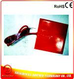 12V 40W 105*105*1.5mm Silicone Rubber 3D Printer Heater