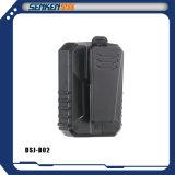 Van Senken de Waterdichte van de Politie van de Veiligheid Digitale IP Camera van kabeltelevisie met bouwstijl-in GPS