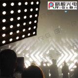 Migliore fase di vendita 36*3W indicatore luminoso bianco bianco/caldo di RGB/Cool della tabella del LED del quadro comandi