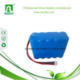 pacchetto della batteria dello Li-ione 7.4V 8800mAh per gli apparecchi medici portatili
