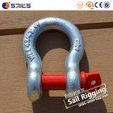 Uns galvanisiert Schraubepin-Bogen-Fessel
