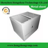 Fábrica del OEM de Shenzhen para la fabricación de metal modificada para requisitos particulares de hoja
