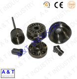 Peças super do aço inoxidável/forjamento de aço de forjamento da qualidade com ranhura