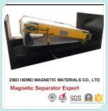 Placa-Tipo separador magnético para el carbón, los minerales y los materiales de construcción