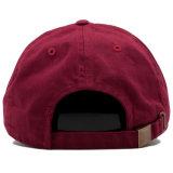 Дешевой вышитая таможней бейсбольная кепка панели шлема 6 папаа