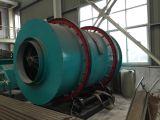 Dessiccateur rotatoire de sable de quartz de trois cylindres de la grande capacité