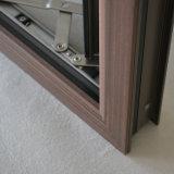 Marco de aluminio Kz026 del perfil de la rotura termal revestida del polvo de la alta calidad