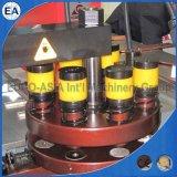 Maquinaria de corte de dobra de perfuração da barra do CNC para o cobre