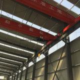 Главным образом гальванизированная структурой стальная цена здания