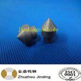 訓練のための傘の形の炭化タングステンの歯
