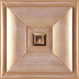 建築材料の3Dによって切り分けられる革装飾的な壁パネル