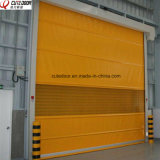 Self Repair Fast Moving Automatic Fold up High Speed ​​Door
