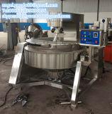 Caldaia del riscaldamento elettrico Unmx-500/cucinare/vaschetta di frittura rivestite mescolantesi planetarie POT