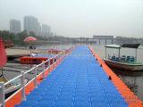 Dique flotante plástico del fabricante de China