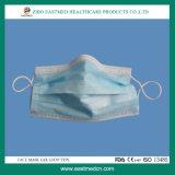 Chirurgische Gesichtsmaske mit CE/ISO