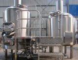 fabricación de la cerveza del equipo de la cervecería 700L