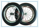 12 인치 폴리우레탄 거품 바퀴, 휠체어, 아이들 자전거 바퀴