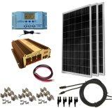 Großhandelsauswechselbares monophoto-voltaisches Panel der sonnenenergie-300W