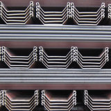 Pile droite de tôle d'acier de section de Web faite dans le constructeur de la Chine