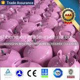 El tanque del helio del cilindro de gas del globo del helio