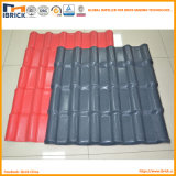 Shaanxi Ibrick Synthetic Resin Tile Price mit 3 Layers ASA PVC Coated