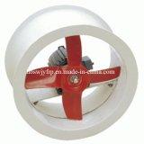 Ventiladores axiais da ventilação do telhado de Ventical do baixo ruído