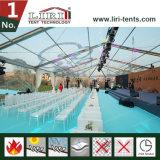 一流のイベントのための混合されたテントの構造