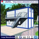 Офис складывая Prefab дома контейнера для перевозок