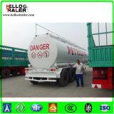 3つの車軸は13トンシリンダー石油貯蔵タンクトレーラーのタンカーを半モノラル妨げる