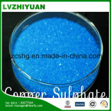 SGS Certified Copper Sulfate 98% per Electroplating & Pharmaceutical Industry