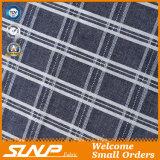 Tela de linho tingida fio do algodão para o Tablecloth