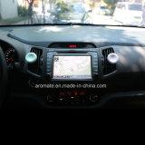 라운드 세라믹 자동차 공기 출구 향수 공기 청정기 (AM-81)