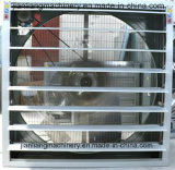Étable arrêtant le ventilateur d'extraction industriel pour la ferme d'agenda avec la qualité
