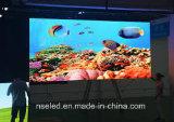 Étalage de panneau d'intérieur élevé du vidéo DEL de la définition RVB P4 des bons prix