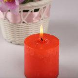 7X15cm Dekoration-duftende Paraffinwachs-Kerze 8 Stunden