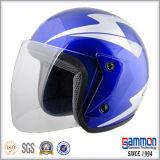 Casco abierto de la motocicleta/de la vespa/de la moto de la cara de la historieta caliente de la venta (OP212)
