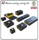 宝石箱のパッキング宝石箱のギフト用の箱のペーパーギフト用の箱の宝石箱(Lj08)