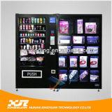 Los condones y la servilleta sanitaria automática expendedora Máquina Fabricante