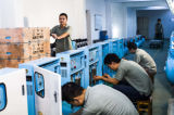 Manufacturer profissional de Oil Free Air Compressor (TW7502S)