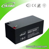 bateria 12V acidificada ao chumbo solar para a tecnologia Telecom