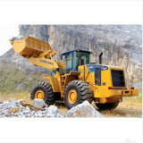 Shangong ZL50F met CAT Engine 5ton Wheel Loader