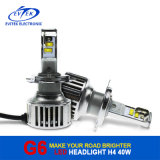 G6 LED Headlight H4 40W 4500lm High Bright Headlamp