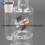 Pluma de cristal de Vape para el tubo de agua del tabaco del petróleo del concentrado (LY012)