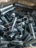 Manicotto del puntello con il puntello Accessaaries di puntellamenti della noce Od60mm