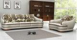 Sofá caliente del cuero de la venta para los muebles de la sala de estar (A-6)