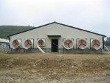 Дом свиньи стальной структуры/цыплятина расквартировывают от Китая