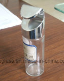 Frascos de vidro para o condimento, sal, especiaria, frasco do armazenamento, recipiente do condimento