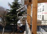 LEIDENE van de Straat van het roestvrij staal Zonne Lichte Waterdichte Lamp